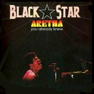 Aretha Franklin Black Star Album Cover